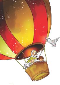 hot air balloon ts